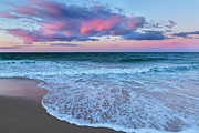 Cape Cod Scenery Prints - Sunset East Print by Bill  Wakeley