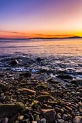 Alex Saunders - Sunset Elgol Isle of...