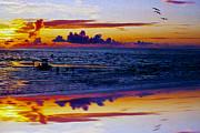 Laurel D Rund - Sunset en Deux