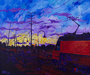Michael Ciccotello - Sunset Express
