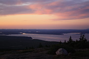 Terry Decker - Sunset in Acadia II