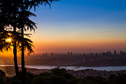 Canon 7d Originals - Sunset in Istanbul  by Meshal Abdullah