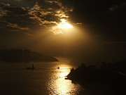 Cheung  KING MAN - Sunset in Ma Wan Hong...