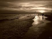 Jeff Breiman - Sunset In Sepia