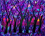 Sue Holman - Sunset  In The Purple...