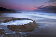 Sand Photos - Sunset Maelstrom by Mike  Dawson