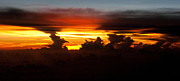 Storm Cloud Digital Art Originals - Sunset by Matthew Dearsley