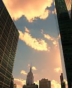 Chuck Kuhn - Sunset New York
