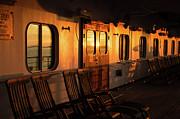 Marilyn Wilson - Sunset at Sea