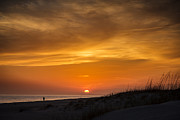 Vicki Kohler - Sunset on Caswell Beach