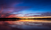Bernd Laeschke - Sunset on Lake Sidney...