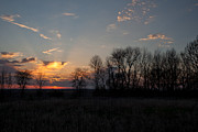Natural Focal Point Photography Metal Prints - Sunset Over Horicon Marsh  Metal Print by Natural Focal Point Photography