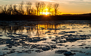 Mark McDaniel - Sunset Over the Missouri...