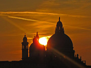 Marguerita Tan - Sunset Over Venice