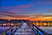 Marvin Spates - Sunset Pier Fishing