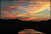 Big Horn  Photography - Sunset Ponds