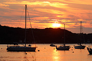 Bob Savage - Sunset Port Jefferson...