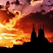Roman Solar - Sunset Prague