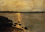 G Linsenmayer - Sunset River Potomac...