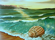 Janet Glatz - Sunset Shell