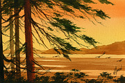 Sunset Splendor Print by James Williamson
