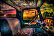 Dave Lyons - Sunset view from old...