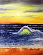 Barbara Pelizzoli - Sunset Wave