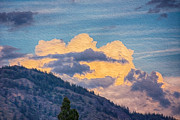 Twisp Photo Prints - Sunset with a Smile Print by Omaste Witkowski