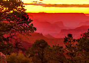 Bob Johnston - Sunset Yaki Point Grand...
