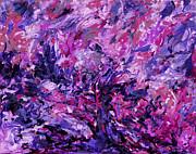 Julie Turner - Sunshine Daydream - Violet
