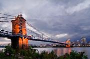 Randall Branham - Sunspension Twilight Bridge