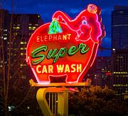 Inge Johnsson - Super Car Wash