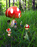 Joe Myeress - Super Mario Bros Mushroom