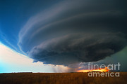 Jim Reed - Supercell Thunderstorm