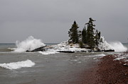Sandra Updyke - Superior Island View of...