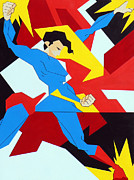 Punch Originals - Supermans Punch by Delgato