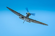 Supermarine Prints - Supermarine Spitfire Mk.Vc  Print by Puget  Exposure