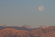 James BO  Insogna - Supermoon Over Colorado Rocky Mountains Indian Peaks