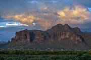 Tam Ryan - Superstition Mountain Sunset