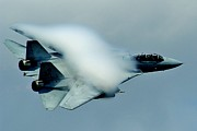 Jets Photos - Supesonic by Benjamin Yeager