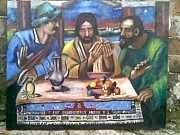 Lazar Caran - Supper At Emmaus