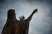 Historic Statue Prints - Supplication Print by Joan Carroll
