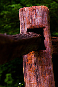 Split Rail Fence Photos - Supportive boundary by Haren Images- Kriss Haren