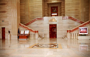 Supreme Court Framed Prints - Supreme Court of Canada Lobby Framed Print by Charline Xia