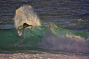 Surf Photos Art Originals - Surf Art 1 by Heng Tan
