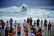 Surf Photos Art Originals - Surf Art 10 by Heng Tan