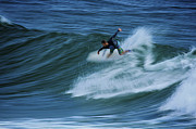 Ocean Art Photos Originals - Surf Art 12 by Heng Tan