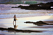 Surf Photos Art Originals - Surf Art 4 by Heng Tan