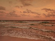 Panama City Beach Fl Prints - Surf - Florida Print by Sandy Keeton