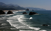 David Lunde - Surf on Cannon Beach
